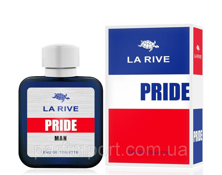 LA RIVE PRIDE MAN EDT 75 ml туалетна вода чоловіча (оригінал оригінал Польща)