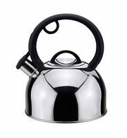 Чайник со свистком 2,5 л Con Brio CB-404