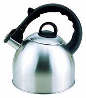Чайник со свистком 2,5 л Con Brio CB-407