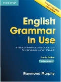 English Grammar in Use with answers.Raymond Murphy.