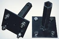 """Полуось """"Zirka 105"""" (кованная шестигранная труба, диаметр 32 мм, длина 170 мм) """"Премиум"""""""