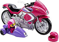 Барби Мотоцикл секретного агента Barbie Spy Squad Secret Agent Motorcycle