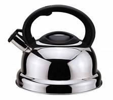 Чайник со свистком 3 л Con Brio CB-406