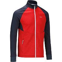 Кофта, свитер мужской WED'ZE MID WARM 500 красный