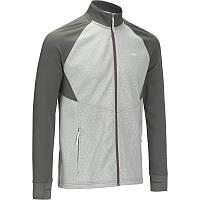 Кофта, свитер мужской WED'ZE MID WARM 500 серый