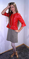 Платье для девочки стильное с пиджаком Diren kids
