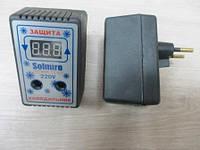 Защитное реле напряжения Барьер - Отсекатель для Холодильника 10а Solmiro