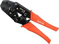 Инструмент для опрессовки жил проводов Yato YT-2299