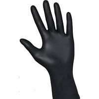 Перчатки латексные, AMPri Style Latex Black, без пудры, 100 шт/уп.