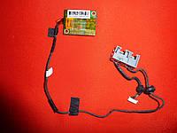 Разъем со шлейфом и платой Sony VAIO VGN-FZ21M / PCG-391M / 073-0001-2847_A / CCAB06M10010T1