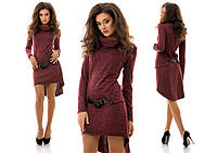 Модное женское платье фрак(много расцветок)