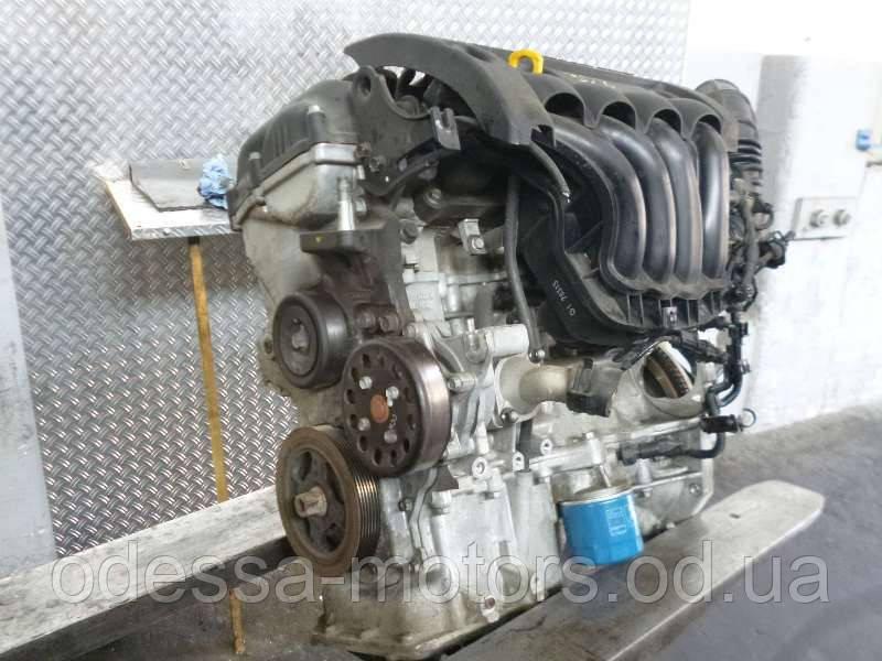hyundai i30 двигатель 1.6
