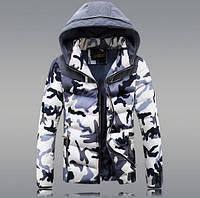 Мужской зимний пуховик. Мужская куртка Модель 1033, фото 1