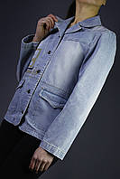 Подростковый голубой пиджак