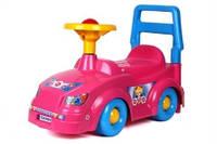 Машинка-каталка для девочек Технок 3848