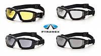 Тактические очки Pyramex i-Force с термопакетом от запотевания