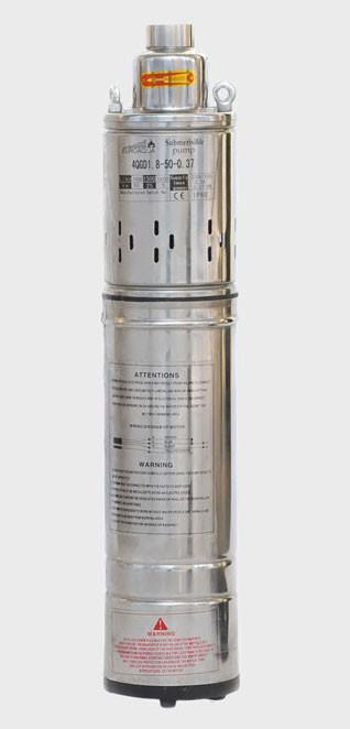 Скважинный насос Euroaqua 4QGD 1.5-60-0.5 шнековый