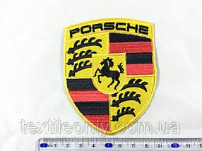 Нашивка Porsche big