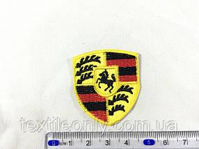 Нашивка Porsche (very small)