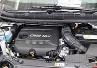 Двигатель Kia Sportage 1.7 CRDi, 2010-today тип мотора D4FD-L
