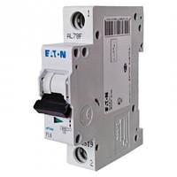 Автоматический выключатель PL6-C10⁄1 х-ка С Eaton (Moeller)
