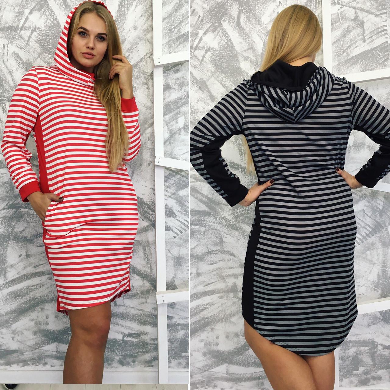 4382ed67b740 Женское модное платье-туника с хвостом , цена 465 грн., купить в ...