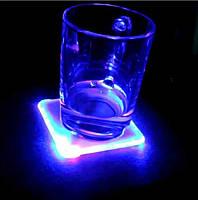 Светящаяся подставка под стакан (чашку)