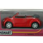 Игра Kinsmart Машина (КТ5073W) Volkswagen New Beetle Convertible