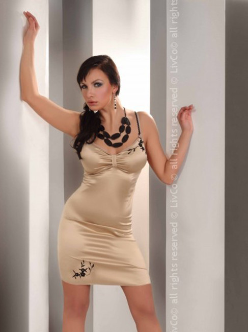 Комплект эротического белья Livia Corsetti ARACHNE