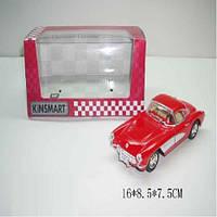 Игра Kinsmart Машина (КТ5316W) 1957 CHEVROLET Corvette