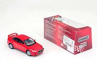 Игра Kinsmart Машина (КТ5329W) 2008 Mitsubishi Lancer Evolution X