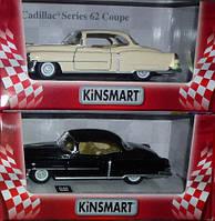 Игра Kinsmart Машина (КТ5339W) 1953 Cadillac Series 62 Coupe