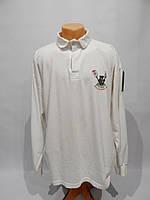 058Ф Футболка мужская с длинным рукавом FRONT ROW р.52-54