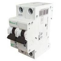 Автоматический выключатель PL6-C10⁄2 х-ка С Eaton (Moeller)