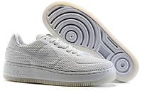Мужские кроссовки  Nike Air Force 1 low (white) - 39Z