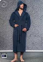 Мужские теплые халаты Nusa