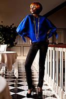 Стильные женские  черные  брюки   Линколь Jadone  42-50 размеры