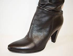 Черные женские сапоги Best But 1105, фото 2