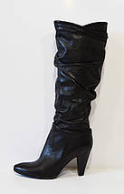 Черные женские сапоги Best But 1105, фото 3