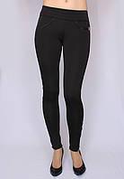 Лосины женские модель №205 черные, Размеры: 40-56