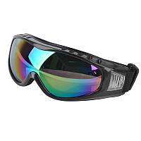 Очки лыжные велосипедные спортивные вело мото хамелеоны