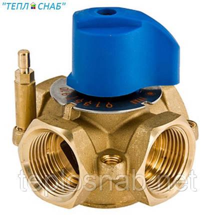 Четырехходовой смесительный клапан VT.MIX04 Valtec, фото 2
