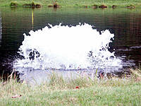 Критерии выбора системы аэрации водоема