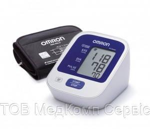 Вимірювач артеріального тиску і частоти пульсу автоматичний OMRON М2 Classic