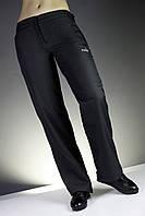 Чёрные женские штаны