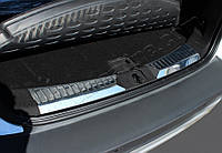 Ford Kuga 2013+/2016+ гг. Накладка на пороги багажника (2 части, нерж)