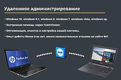 Надамо послуги по ремонту системи, через TeamViewer