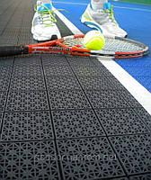 Покрытие SPORT для теннисного корта.