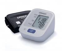 Вимірювач артеріального тиску і частоти пульсу автоматичний OMRON M2 Basic