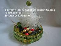 """Новогодний конфетный подарок """"На зимней опушке"""", фото 1"""